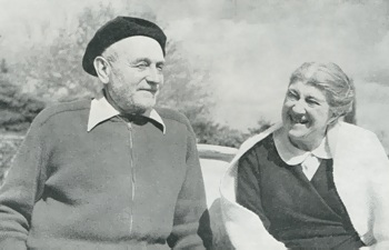 Léon et Jeanne Poirier - Fondateurs